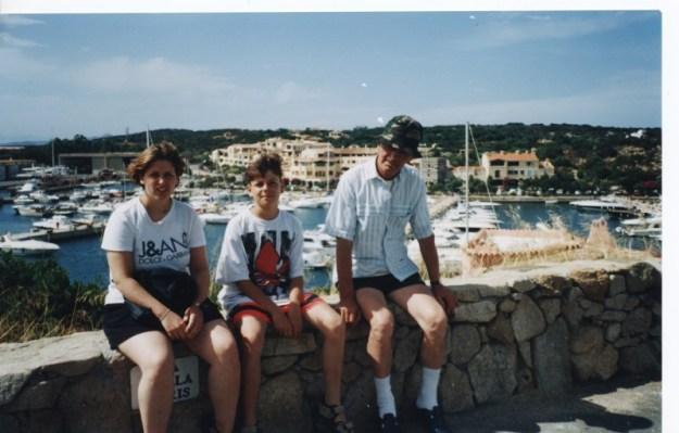 16 anni con nonno e cugino