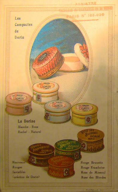 ed ecco alcune ciprie dei primi anni '20!