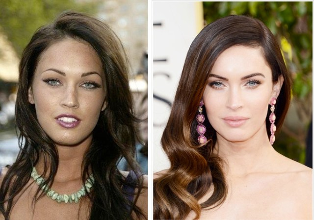Megan Fox ha fatto pace con le pinzette