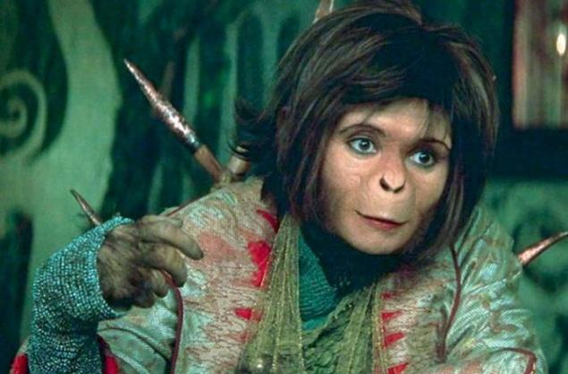 Irriconoscibile ne Il Pianeta delle Scimmie