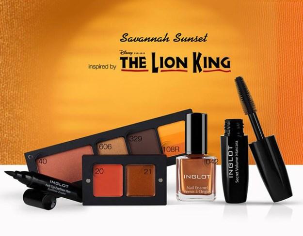Inglot-Savannah-Sunset-Lion-King-Collection-2014-1