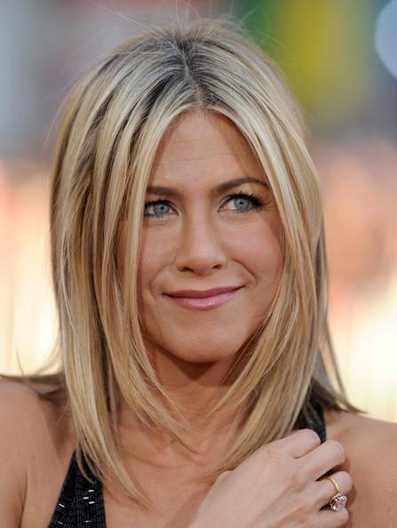 con Jennifer Aniston!