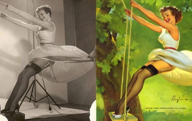 pin-up-girls