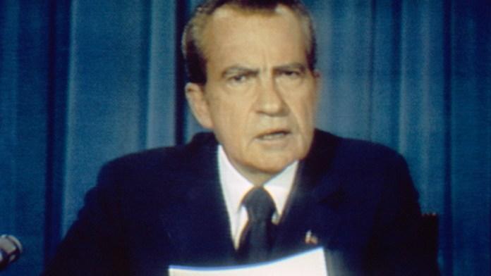 Fu il primo (e l'unico) Presisdente americano a dimettersi!