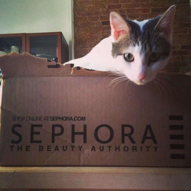 TOTI direttamente dallo store Sephora! :D
