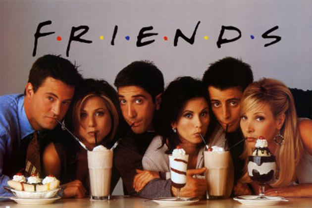 FRIENDS! *_*