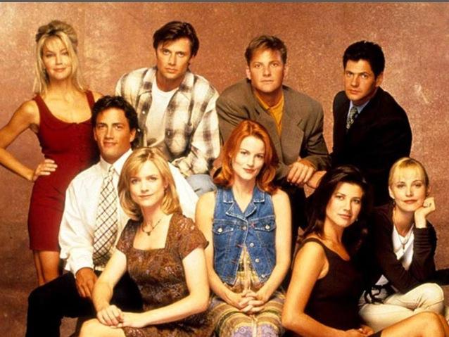 i cugini di Beverly Hills 90210! :D