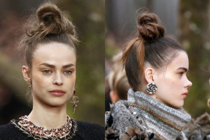 cliomakeup-acconciature-capelli-autunno-2018-messy-bun-chanel-donnafanpage.jpg