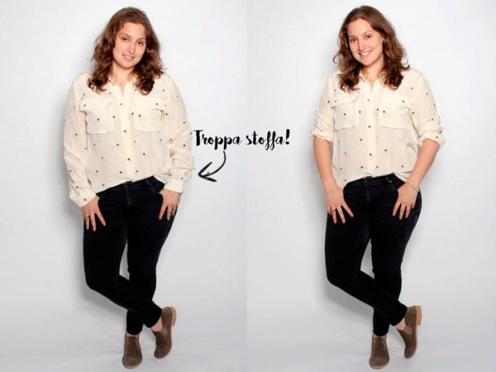 cliomakeup-indossare-jeans-15-arrotolare-camicia