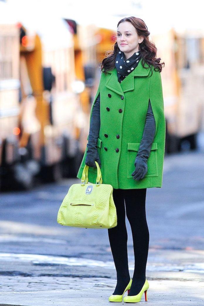 cliomakeup-look-iconici-serie-tv-11-blair-cappotto-verde
