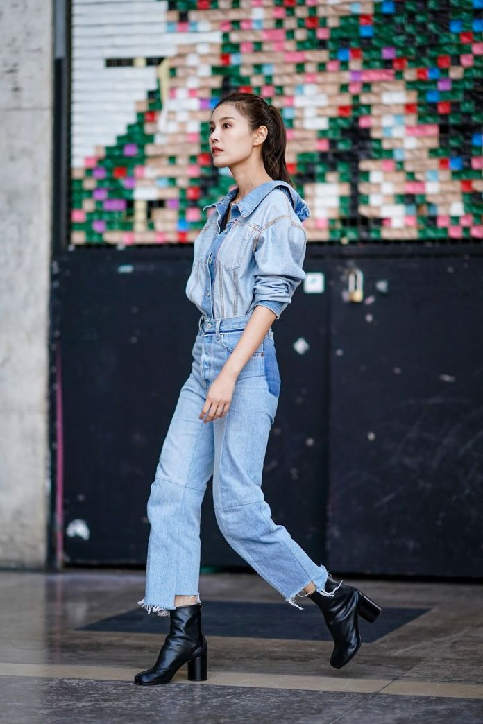 ClioMakeUp-come-indossare-camicia-jeans-1-denim