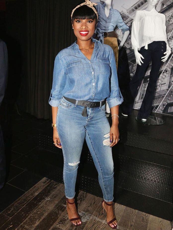 ClioMakeUp-come-indossare-camicia-jeans-3-denim-on-demim