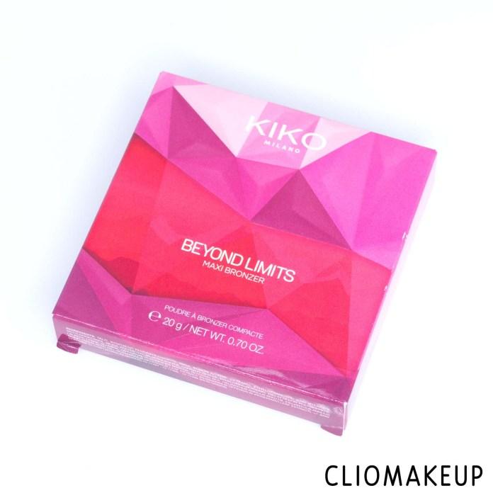 cliomakeup-recensione-bronzer-kiko-beyond-limits-maxi-bronzer-2
