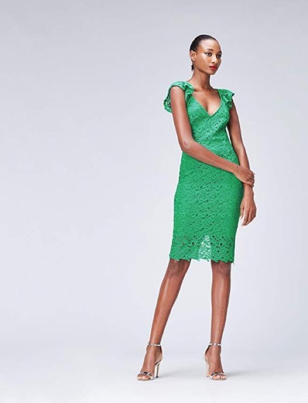 cliomakeup-amazon-prime-day-2019-offerte-moda-7-tubino-verde-pizzo