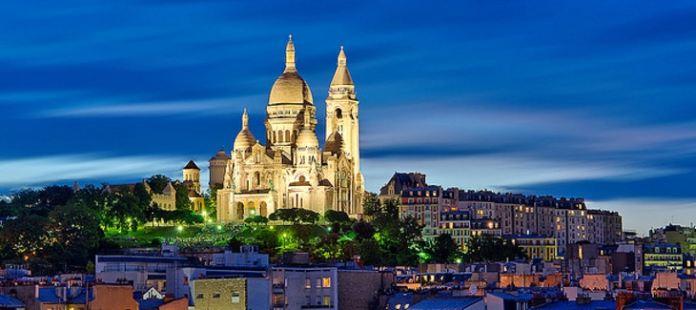 migliori voli low cost per Parigi: Basilica del Sacro Cuore