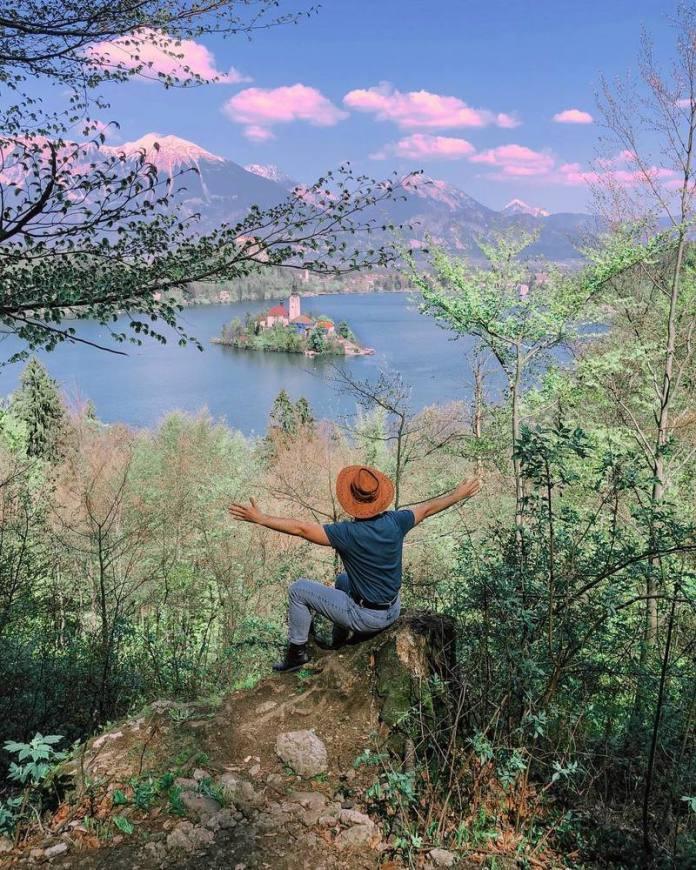 viaggi last minute agosto 2019: Il lago di Bled in Slovenia è molto pittoresco