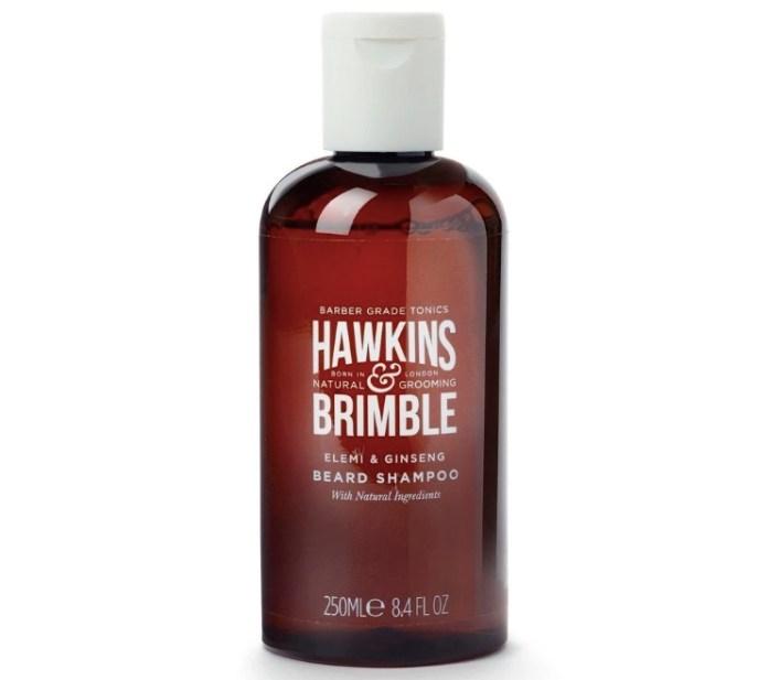 Cliomakeup-curare-barba-uomo-16-Hawkins-Brimble-shampoo