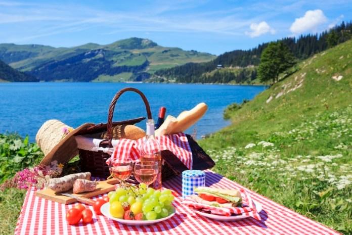 Ferragosto idee: picnic in montagna