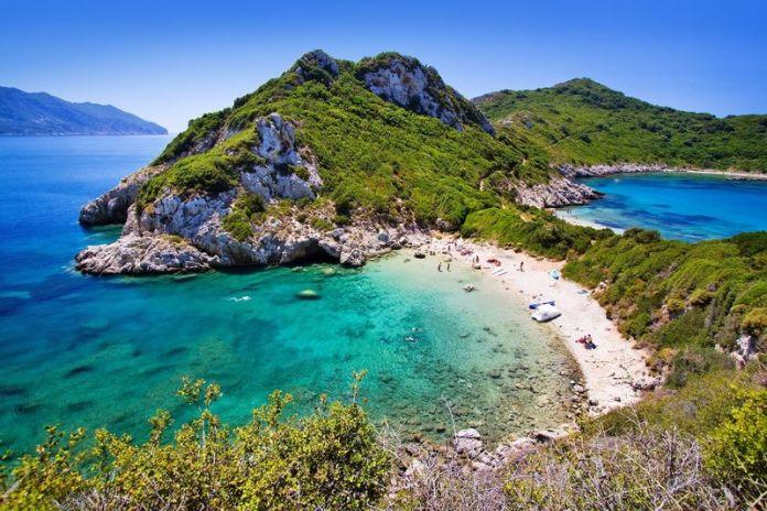 isole greche più belle: Corfù