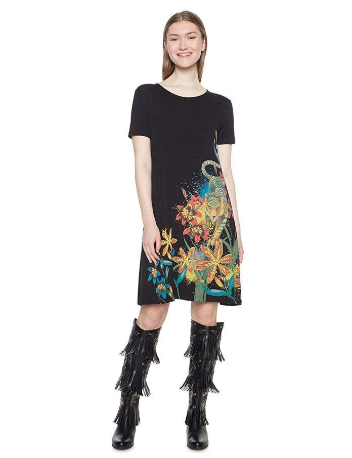 ClioMakeUp-look-universita-15-desigual-vestito