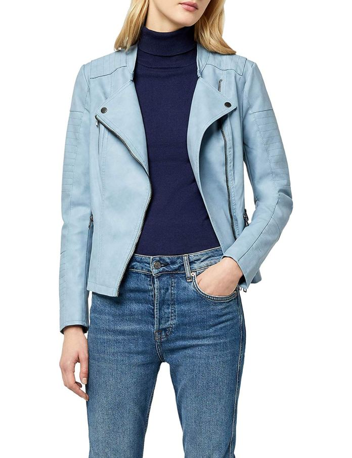 ClioMakeUp-look-universita-21-giacca-pelle-argento