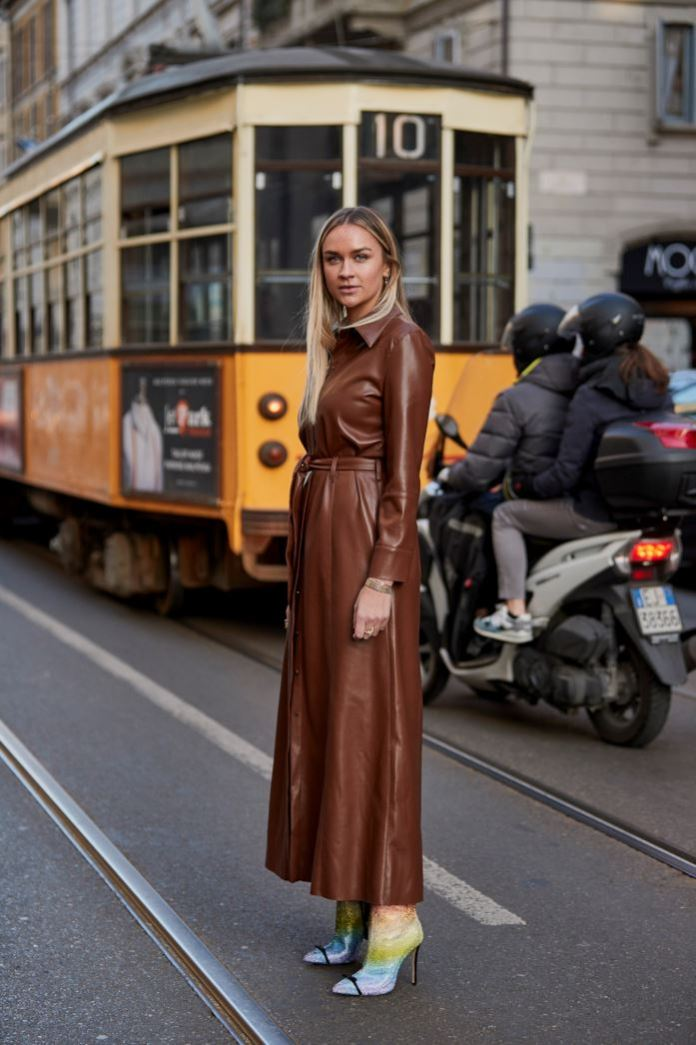 Cliomakeup-giacche-donna-autunno-2019-5-trench-pelle-marrone