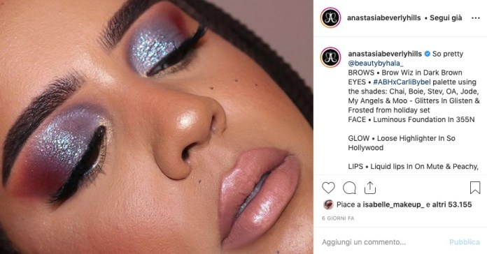 Cliomakeup-Carli-Bybel-Palette-Anastasia-Beverly-Hills-6-esempio-makeup