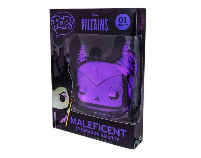 Halloween collezioni trucco: la palette di Funko x Disney dedicata a Maleficent