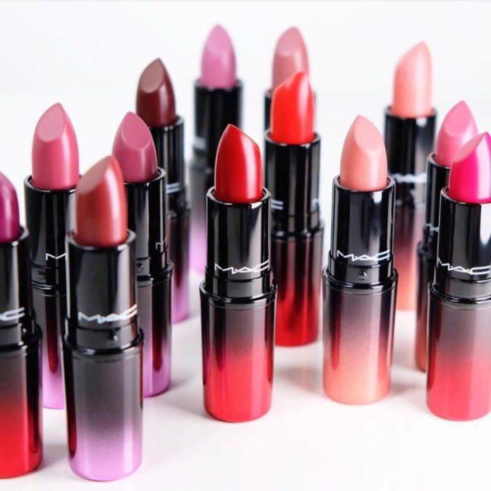 top settembre 2019: Love Me Lipstick Mac