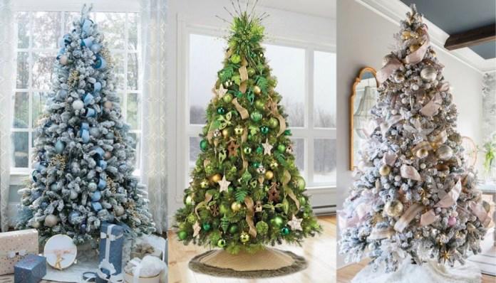 Addobbi Natale.Tendenze Addobbi Natale I Colori Moda 2019 Per Decorazioni