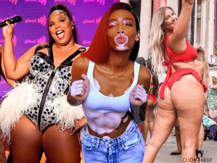 le star body positive nel 2019