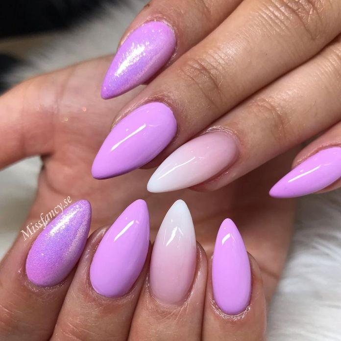 Cliomakeup-purple-nails-5-unghie-corte-lilla