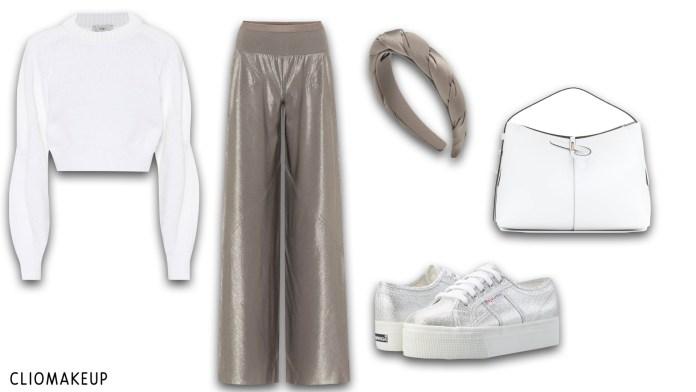 Cliomakeup-quali-scarpe-abbinare-ai-pantaloni-a-palazzo-1-collage-sneakers