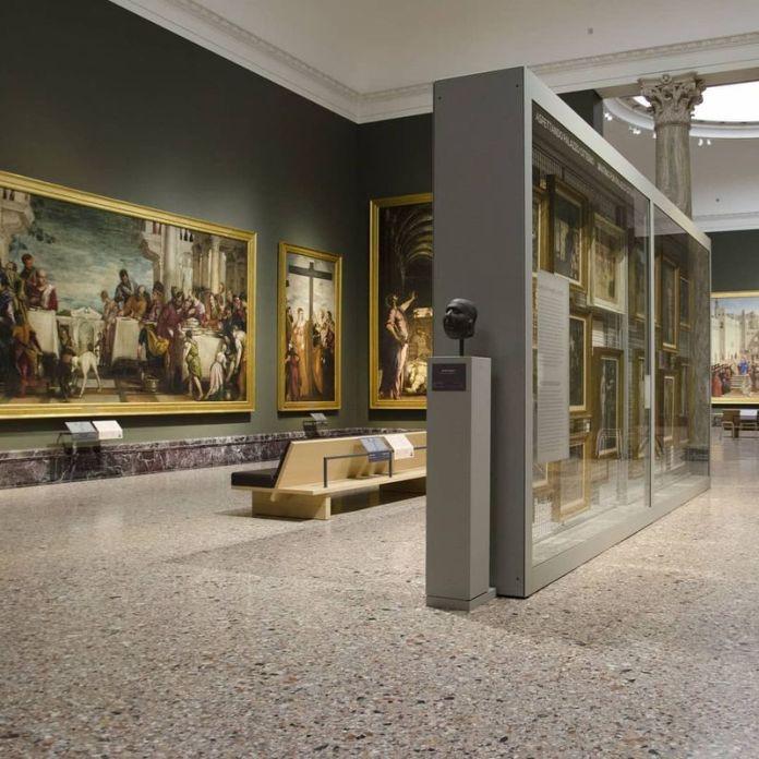 viaggiare da casa: tour virtuale pinacoteca brera