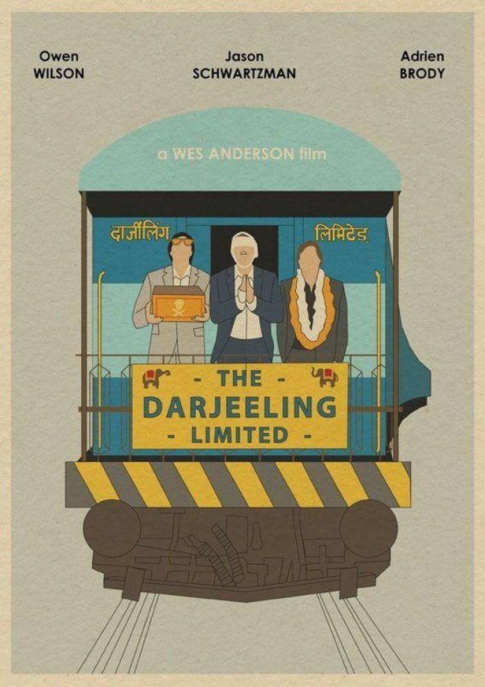 film di viaggi: il treno per darjeeling