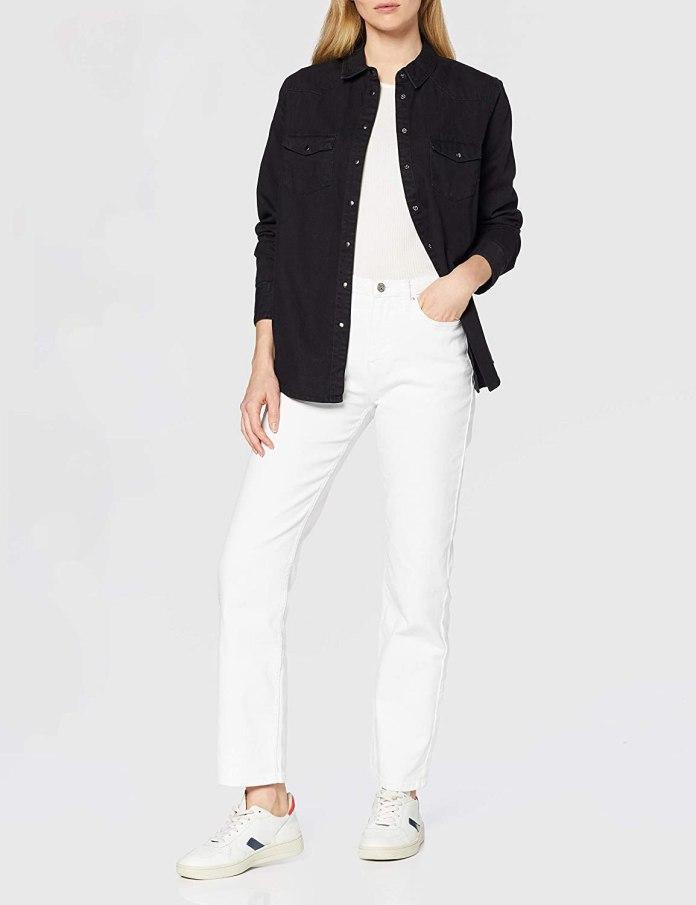 Cliomakeup-look-con-camicia-18-find-camicia-jeans-nera