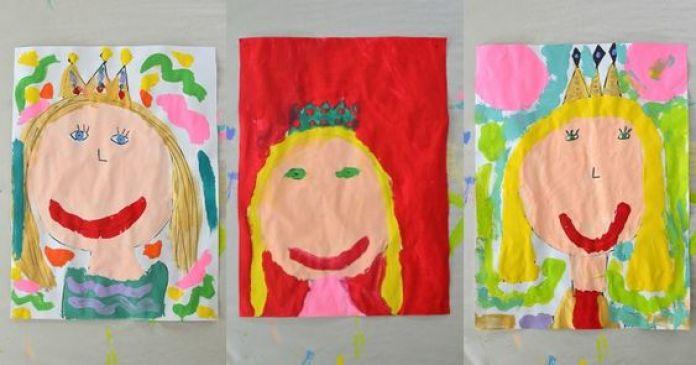 festa della mamma 2020: disegni di bambine