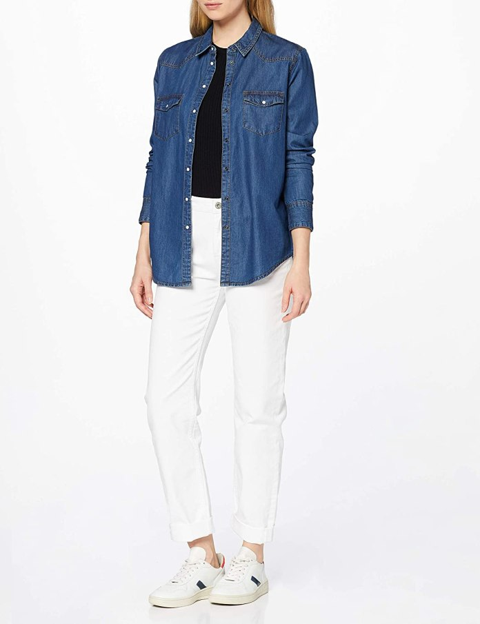 Cliomakeup-look-back-to-school-10-find-camicia-jeans