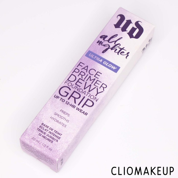 cliomakeup-recensione-primer-urban-decay-all-nighter-ultra-glow-face-primer-dewy-foundation-grip-2