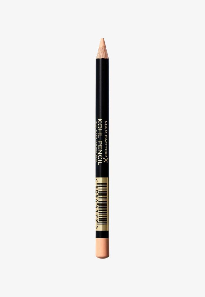 Cliomakeup-migliori-matite-occhi-burro-Max-Factor-Matita-Occhi-Kohl-Eyeliner-Pencil-090-Natural-Glaze