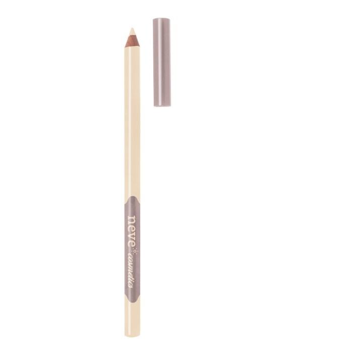 Cliomakeup-migliori-matite-occhi-burro-Neve-Cosmetics-Pastello-occhi-Avorio