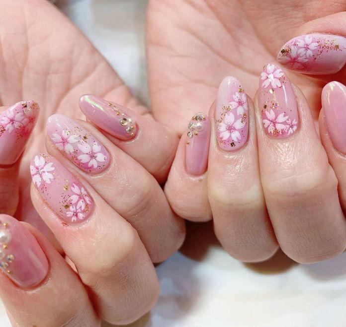 Cliomakeup-unghie-pink-sakura-rosa