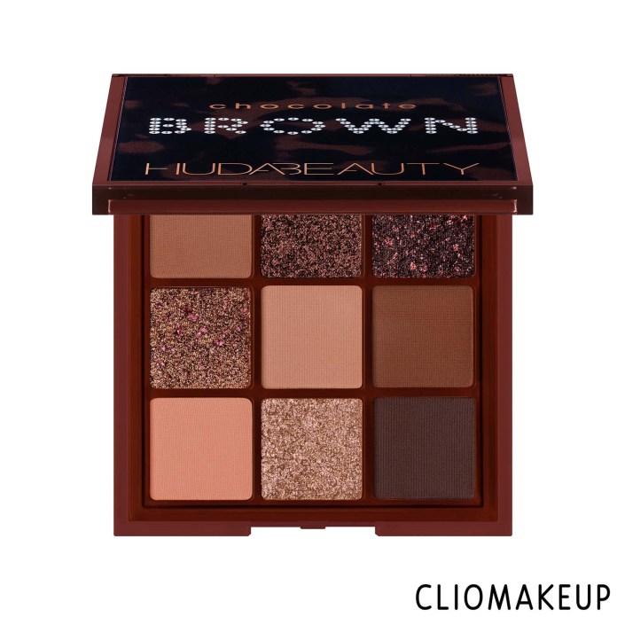 cliomakeup-recensione-palette-huda-beauty-chocolate-brown-eyeshadow-palette-1