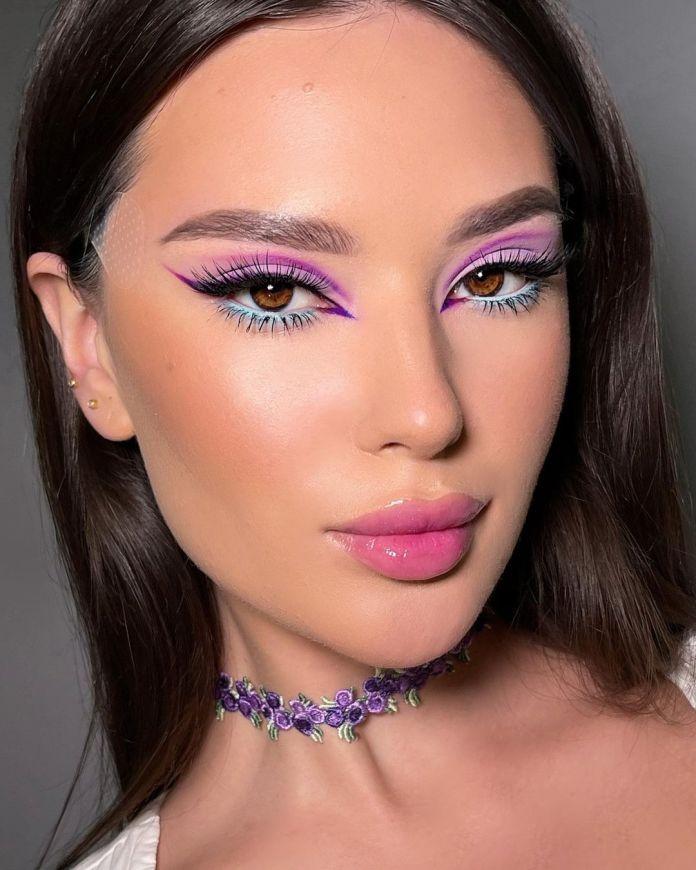 Cliomakeup-trucco-occhi-colorati-estate-2021-d-aleksandria-lilla