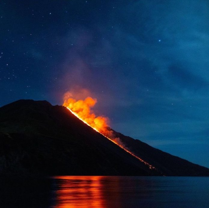 cliomakeup-isole-eolie-teamclio-stromboli
