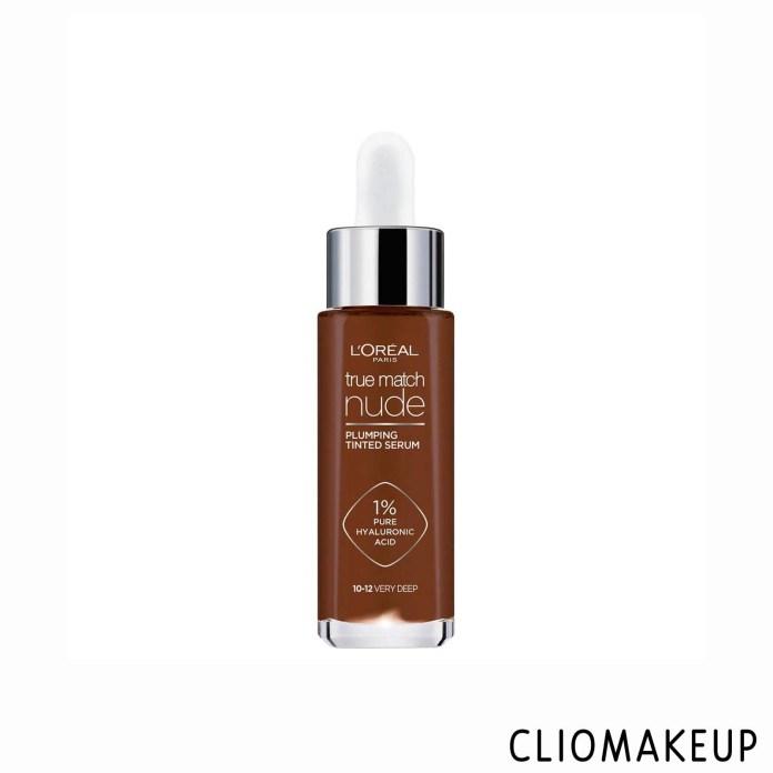 cliomakeup-recensione-fondotinta-l'oreal-true-match-nude-plumping-tinted-serum-1