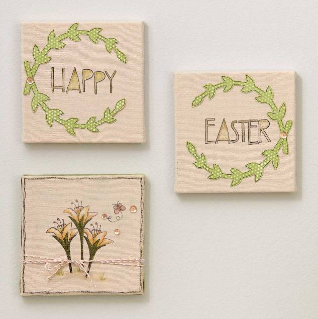 Easter Canvases