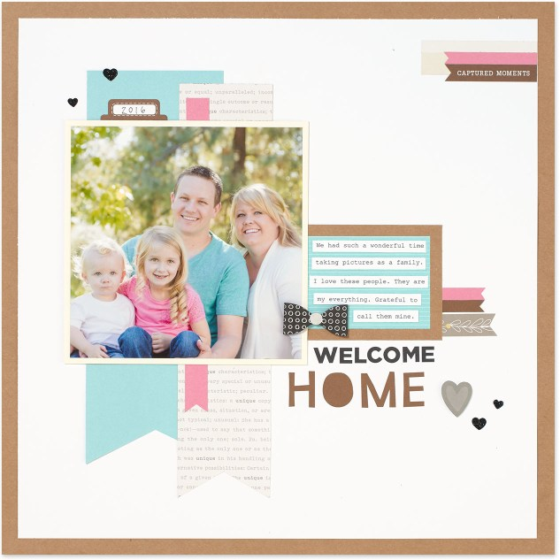 See just how far one bundle of our stickers and embellishments can go! Tons of scrapbook pages to inspire your crafting. #ctmh #closetomyheart #scrapbookingideas #scrapbook #papercrafting #easyscrapbooking #scraphappy