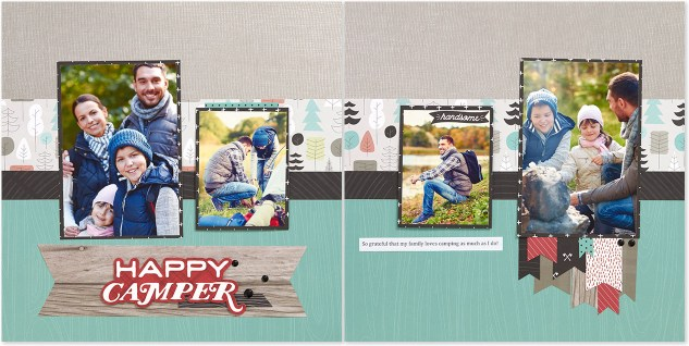 Try This Technique for Mixing Up Your Paper Combinations! #ctmh #closetomyheart #paper #scrapbooking #tips #techniques #howto