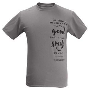 Share a Smile #closetomyheart #ctmh #operationsmile #charity #nonprofit #shareasmile #stamping #stamps #punnypals #tshirt #grey